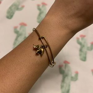 Three Alex & Ani Bracelets